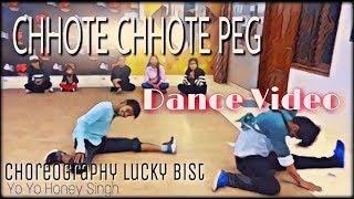 Chote  chote  peg - Yo Yo Honey Singh -  by Lucky Bist