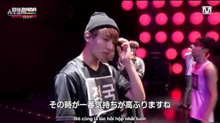 getlinkyoutube.com-[VIETSUB] 2014 Hậu trường MAMA BTS & Block B