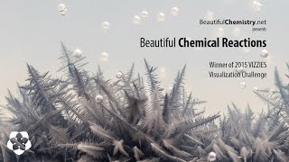 Beautiful Chemical Reactions