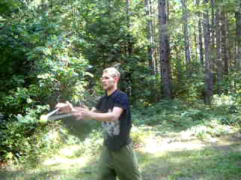 Fire Orb Lesson - Poi Style