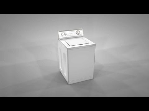 Washing Machine Repair (Top Load) - How It Works