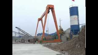 getlinkyoutube.com-Roller type concrete pipe machine/concrete pipe making machine/reinforced cement  pipe machines
