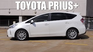 getlinkyoutube.com-(ENG) Toyota Prius+ / Prius V 2015 - Test Drive and Review