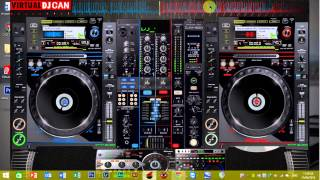 getlinkyoutube.com-CDJ 2000 DJM 800 MOD skin