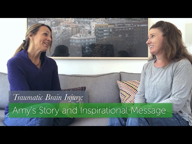 Amy's Story, Strategies, and Inspiring Message