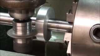 getlinkyoutube.com-SHOP TIPS #197 Gear Cutting on the Bridgeport Mill Direct Indexing Method tubalca