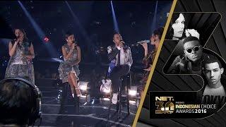 getlinkyoutube.com-GAC ft Raisa - Medley   Male Singer Of The Year   NET 3.0