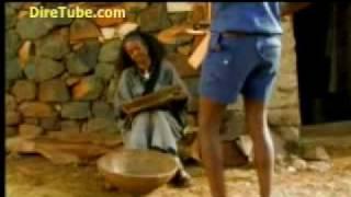 getlinkyoutube.com-Tefere Selefe & Sara Mamo - Bahilawi Zefen ke Sekota(Best Masinko tune)