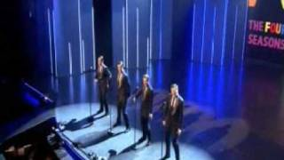 getlinkyoutube.com-Jersey Boys London perform at The Royal Variety Performance 2008