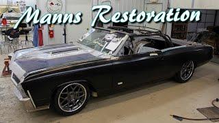 getlinkyoutube.com-Manns Restoration - Hot Rods, Classics, & Custom Show Cars