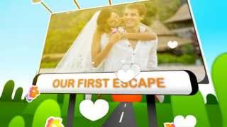 getlinkyoutube.com-LOVE STORY PRESENTATION - ROMANTIC WEDDING AFTER EFFECTS ANIMATION TEMPLATE