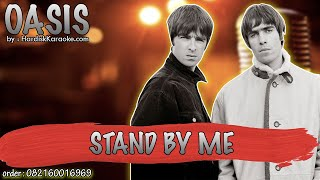 Karaoke Tanpa Vokal | Stand by Me - Oasis