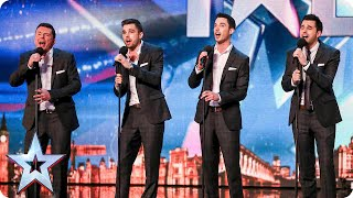 Vocal group The Neales are keeping it in the family | Britain's Got Talent 2015