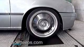 getlinkyoutube.com-Kadett 2.0 turbo intercooler no Dinamometro