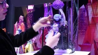 getlinkyoutube.com-Toy Fair 2015: Mattel Gallery Presentations (Barbie, Monster High and Ever After High)
