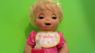 getlinkyoutube.com-How to Make Baby Alive Doll Peas Food Packet