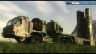 getlinkyoutube.com-S 500 RUSSIAN NEW GENERATION MISSILE
