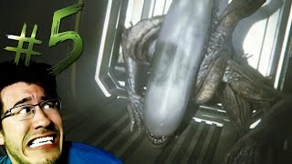 getlinkyoutube.com-ALIENS ARE FREAKIN TERRIFYING | Alien Isolation - Part 5