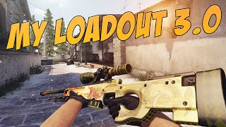 getlinkyoutube.com-CS:GO - My Loadout 3.0