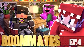 "Minecraft ROOMMATES! ""GENDERSWAPPED"" S3 #4 (Minecraft Roleplay Show)"