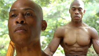 getlinkyoutube.com-Vegan Strongman Eats ONE Meal a Day!