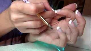 getlinkyoutube.com-Il refill passo passo Ricostruzione unghie gel