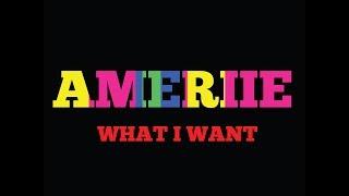 Ameriie - What I Want
