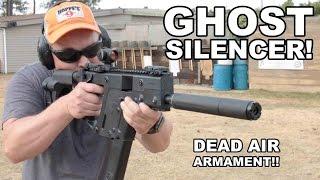 getlinkyoutube.com-Ghost Silencer! Dead Air Armament