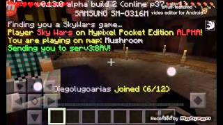 getlinkyoutube.com-Otro server para minecraft pe 13.0