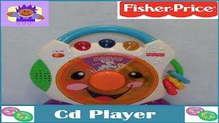 getlinkyoutube.com-2005 Fisher Price Nursery Rhymes CD Player Toddler Toy