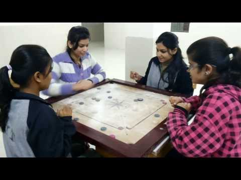 RIT Girls Hostel : Indoor Games