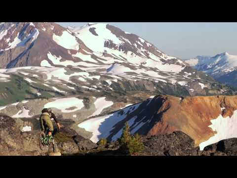 Mountain Bike Action: 2012 Trek Bicyles Gravity Launch Whistler