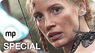 getlinkyoutube.com-THE HUNTSMAN AND THE ICE QUEEN Trailer & Film Clips German Deutsch (2016)