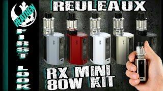 getlinkyoutube.com-Let's Unbox the Reuleaux RX Mini 80w-Wismec-Jaybo I Heathen