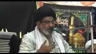Amal and Niyat | Allama Syed Taqi Naqvi | Best Explanation | Majlis width=