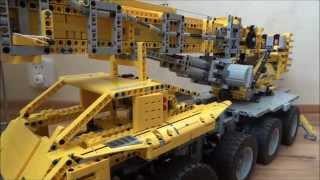 getlinkyoutube.com-Lego Big Crane motorized