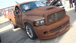 "getlinkyoutube.com-[HD] Crazy Dodge ""Rusty Rat"" Ram SRT10"