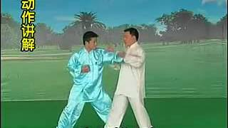 getlinkyoutube.com-Chen style Tai Chi Application Zhang Dongwu