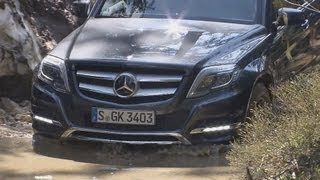 ► 2012 Mercedes GLK OFFROAD