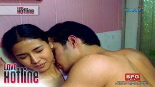 getlinkyoutube.com-Love Hotline: Ang kapatid kong ahas