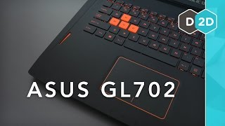 getlinkyoutube.com-ASUS GL702 Review (GTX 1060) - Is This Gaming Laptop Too Hot?!