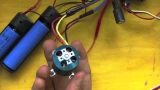 getlinkyoutube.com-Arduino Project Controlling Brushless Motors