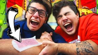 getlinkyoutube.com-CLASH ROYALE: CERETTA CHALLENGE COL MIO MIGLIORE AMICO!!