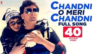 Chandni O Meri Chandni - Full Song | Chandni | Rishi Kapoor | Sridevi | Jolly Mukherjee