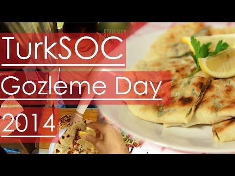 2014 Turksoc @ UNSW Gozleme Day