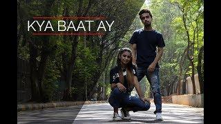 Kya Baat Ay I Dance Cover I Aakash Basantani Ft. Suhana Khan