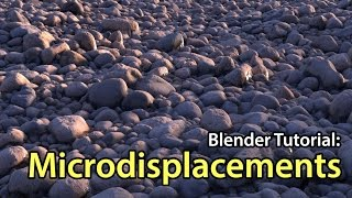 getlinkyoutube.com-Introduction to Microdisplacements - Blender Tutorial