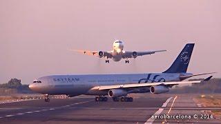 getlinkyoutube.com-أغرب و أخطر هبوط لطائرات حول العالم - لأقوياء القلوب - Plane near misses