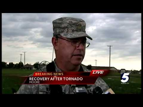 Deputy Commander of Oklahoma Civil Support Team