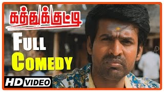 getlinkyoutube.com-Kathukutti Tamil Movie | Scenes | Full comedy | Narain | Soori | Srushti Dange